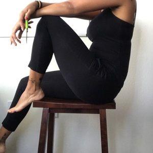 2 for 30$ Loft Black ankle crop dress pants